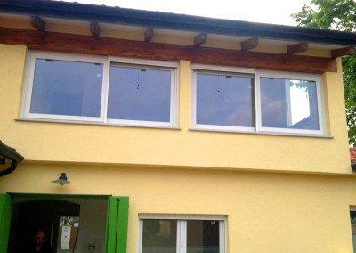 Realizzazioni PVC-legno