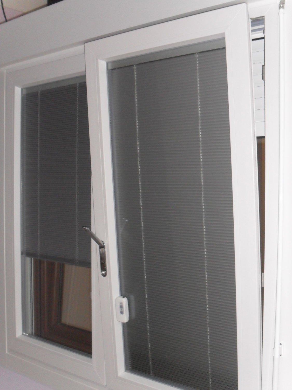 Veneziana all interno del vetrocamera lesizza serramenti - Veneziana finestra ...