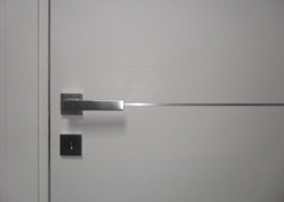 Porta interna battente bianca