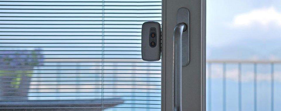 Veneziana all interno del vetrocamera lesizza serramenti - Veneziane per finestre ...