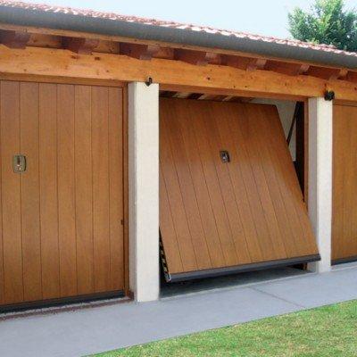 basculante legno