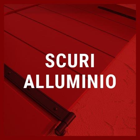 Scuri in alluminio