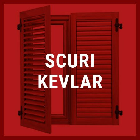 Scuri in kevlar