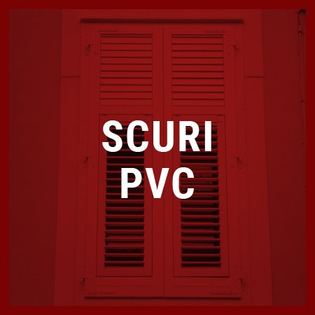 scuri PVC