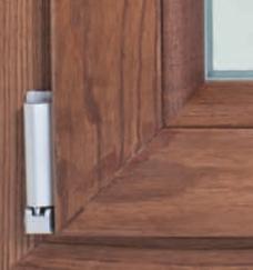 PVC-legno taglio 45